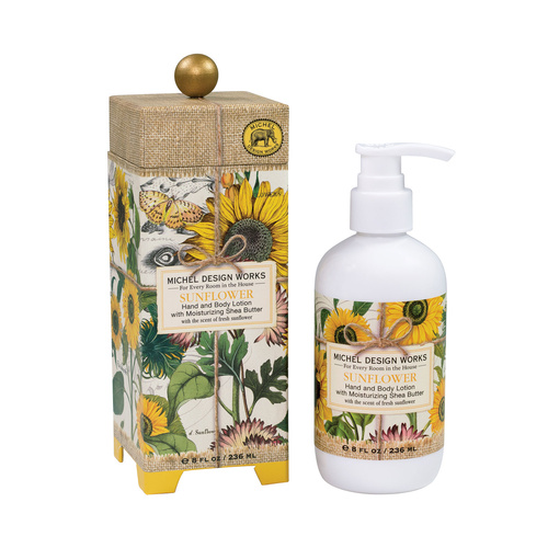*Lotion Hand & Body Sunflower Michel Design Works