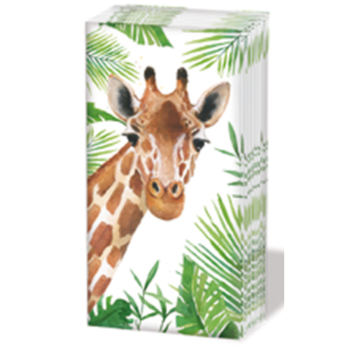 PPD Sniff Tissues - Tropical Giraffe
