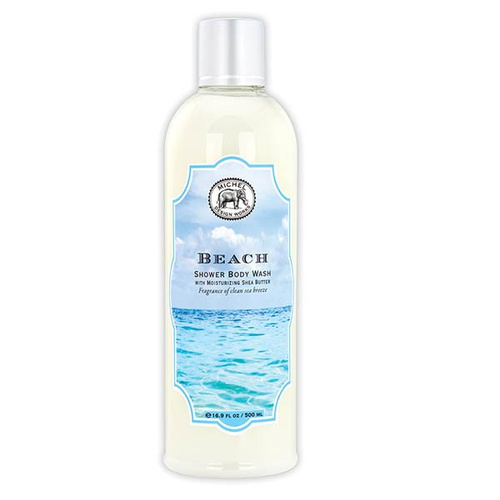 *Shower Body Wash Beach Michel Design Works