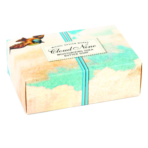 MDW Boxed Soap - Cloud Nine