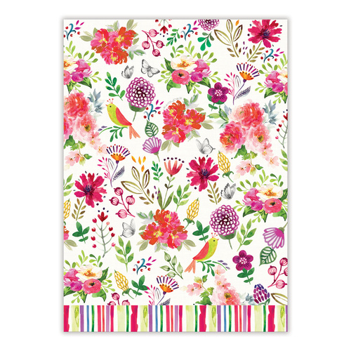 *Teatowel Confetti Michel Design Works